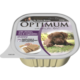 Photo of Optimum Puppy Chicken 100gm