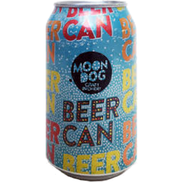 Photo of Moon Dog Beer Can