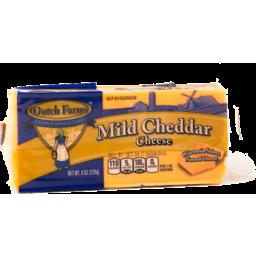 Photo of Dutch Farm Mild Cheddar Cheese