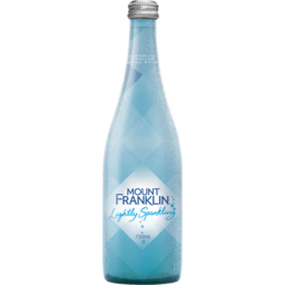 Photo of Mt Franklin Mineral Water Sparkling Bt 750ml