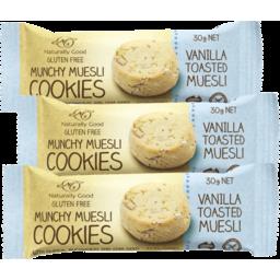 Photo of Vanilla Toasted Cookies 160gm