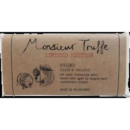 Photo of Monsieur Truffe 65% Dark Whisky Chocolate