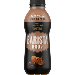Photo of Barista Bros Milk Mocha 500ml