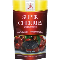 Photo of Dr Superfoods Cherries 150gm