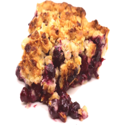 Photo of Cake Blueberry Crumble