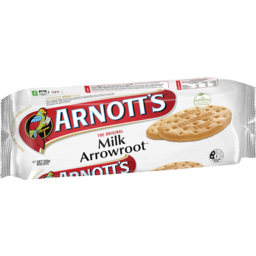 Photo of Arnott's Milk Arrowroot Biscuits 250g