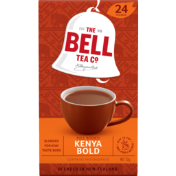 Photo of Bell Tea Bags Kenya Bold 24 Pack
