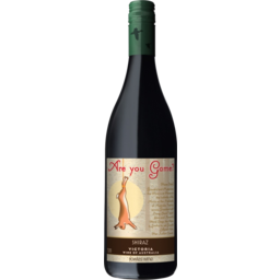 Photo of Are You Game? Shiraz 750ml