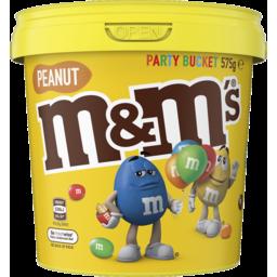 Photo of M&M's Peanut Party Bucket 575g