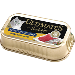 Photo of Ultimates Indulge Responsibly Fished Tuna & Barramundi 85g