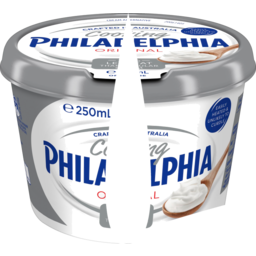 Photo of Philadelphia Cream 4 Cooking Cream Cheese Original 263g