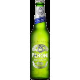 Photo of Peroni Leggera Bottles