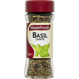 Photo of Masterfoods Dried Basil Leaves 10g