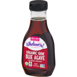 Photo of Wholesome Sweeteners Blue Agave Organic Raw