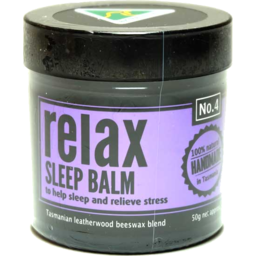 Photo of The Tasmanian Soap Company Relax Sleep Balm 50gm