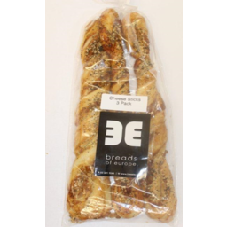 Photo of Breads Of Europe Cheese Sticks 3 Pack