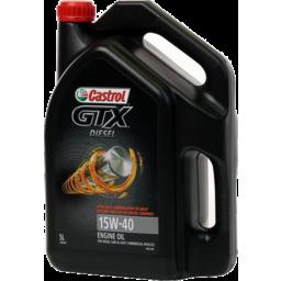 Photo of Castrol Gtx Diesl Oil 15w40 5l