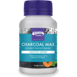 Photo of Wonder Foods Activated Charcoal Max