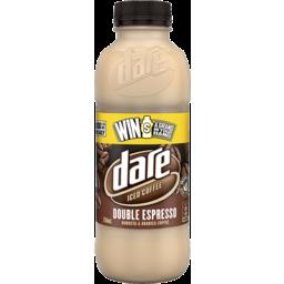 Photo of Dare Iced Coffee Double Espresso 750ml