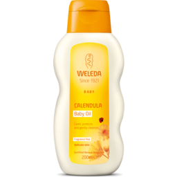 Photo of Baby - Calendula Oil Ff 200ml