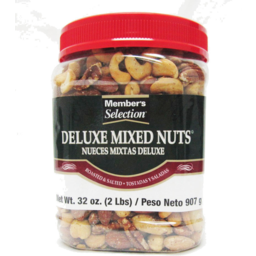 Photo of Member's Selection Deluxe Mixed Nuts