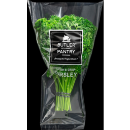 Photo of Butler Pantry Parsley Curly Sleeve