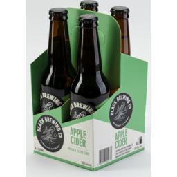 Photo of Black Brewing Apple Cider Stubbies
