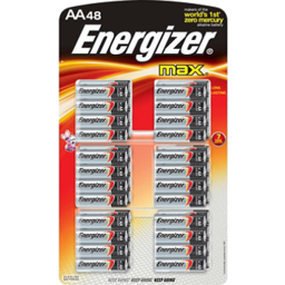 Photo of Energizer Batteries Aa