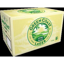 Photo of Stone & Wood Green Coast Clean Crisp Lager Bottle