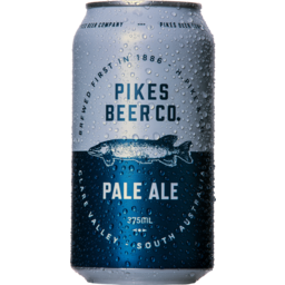 Photo of Pikes Beer Co Pale Ale Can