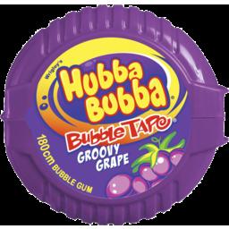 Photo of Hubba Bubba Tape Groovy Grape 56g