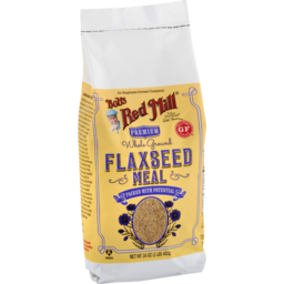 Photo of Bob's Red Mill Whole Ground Flaxseed Meal