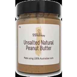 Photo of 99 Monkeys Unsalt Peanut Butter