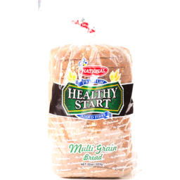 Photo of Multigrained Sliced Bread