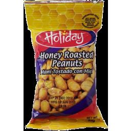 Photo of Holiday Honey Roasted Peanuts