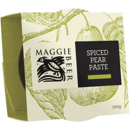 Photo of Maggie Beer Paste Spiced Pear 100g