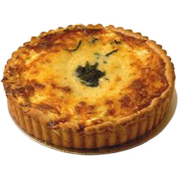 Photo of Temptation Quiche Lorraine 180gm