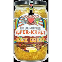 Photo of Peace Love & Veg Bush Curry Superkraut