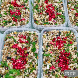 Photo of Ancient grains salad - large