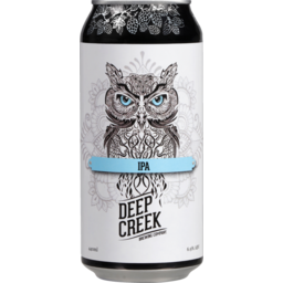 Photo of Deep Creek Wisdon IPA 440ml