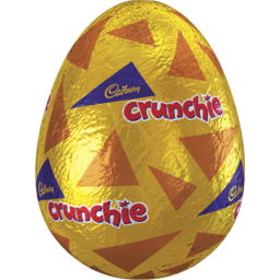 Photo of Cadbury Crunchie Hollow Easter Egg 110g