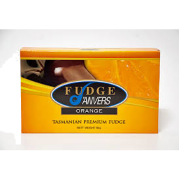 Photo of Anvers Fudge Orange 85g