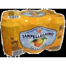 Photo of Sanpellegrino Aranciata 6x200ml