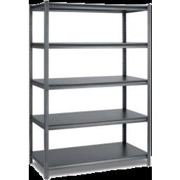 Photo of Industrial 5-Shelf Storage Rack