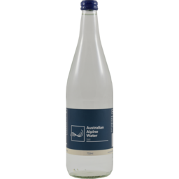 Photo of Wholefoods House Water Australian Alpine Sparkling (Glass) 750ml