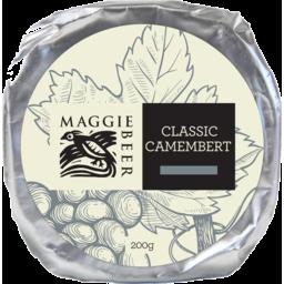 Photo of Maggie Beer Classic Camembert 200g