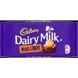 Photo of Cadbury Whole Nut Chocolate Bar