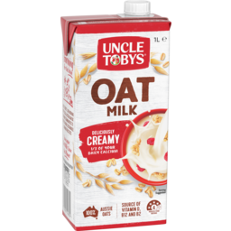 Photo of Uncle Tobys Oat Long Life Milk 1l
