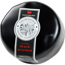 Photo of Snowdonia Black Bomber Cheese 150g
