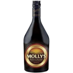 Photo of Mollys Irish Cream 1lt